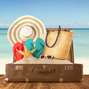 海外旅行に行く人の海外旅行保険の加入率は?
